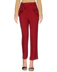 Pantalone di Shirtaporter in Red