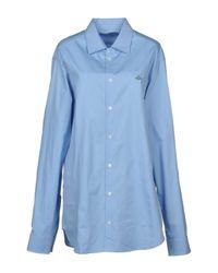 Vivienne Westwood Blue Shirt