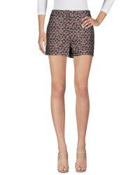 Bottega Veneta Brown Shorts