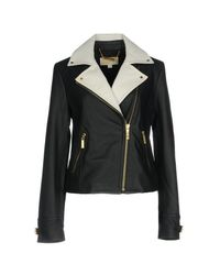 MICHAEL Michael Kors - Blue Jacket - Lyst