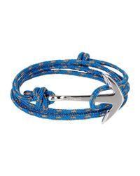 Bracelet Miansai pour homme en coloris Blue