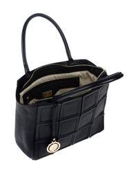J&c Jackyceline Black Handbag