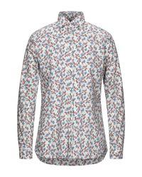 Xacus White Shirt for men