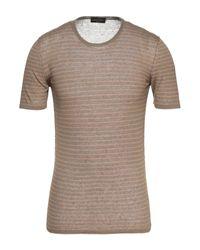 Pullover Roberto Collina de hombre de color Gray