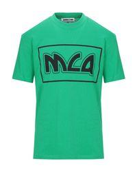 McQ Alexander McQueen T-shirts in Green für Herren
