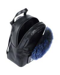 J·B4 JUST BEFORE Black Backpacks & Bum Bags
