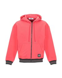 Sweat-shirt MSGM pour homme en coloris Red