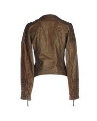 Campomaggi Brown Jacket