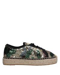 Replay Green Low-tops & Sneakers