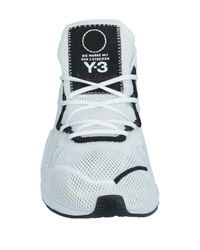 Y-3 Low Sneakers & Tennisschuhe in White für Herren