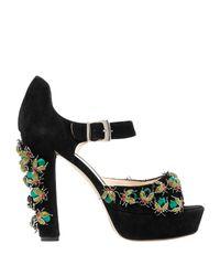 Sandales Camilla Elphick en coloris Black