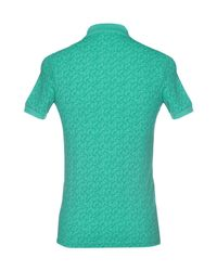 Ice Iceberg Green Polo Shirt for men