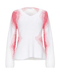 Cruciani Pink Pullover