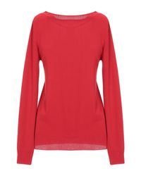 Pullover di Les Copains in Red