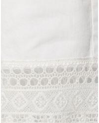 Pantalone di Lafty Lie in White