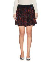 Maison Scotch Black Mini Skirt