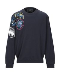 Mauna Kea Black Sweatshirt for men