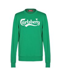Carlsberg - Green Sweatshirt for Men - Lyst