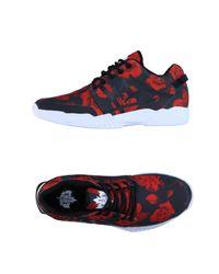K1x Red Low-tops & Sneakers for men