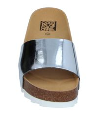 Colors Of California Metallic Sandals