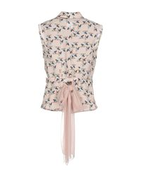 Mariagrazia Panizzi - Pink Shirt - Lyst