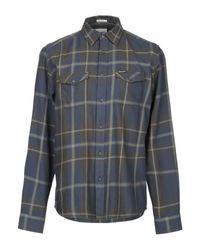 Wrangler Blue Shirt for men