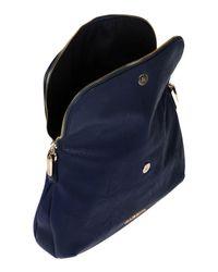 Ermanno Scervino Blue Cross-body Bag