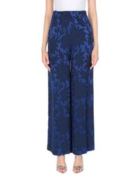Pantalones Space Style Concept de color Blue
