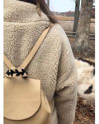 Romy LDN - Natural Noya Backpack - Lyst