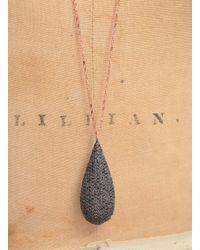 Maha Lozi | Multicolor Moet Necklace | Lyst