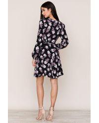 Yumi Kim - Black Duchess Wrap Dress - Lyst
