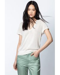 Zadig & Voltaire Natural Pia Sweater