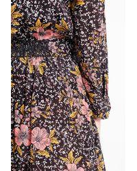 Zadig & Voltaire Multicolor Remus Print Dress