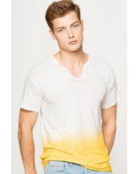 Zadig & Voltaire Multicolor Monastir Degrade T-shirt for men