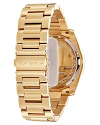 Michael Kors - Metallic Brecken Chronograph Watch for Men - Lyst
