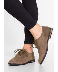 Anna Field   Brown Lace-ups for Men   Lyst
