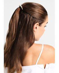 Lelet Ny   Metallic Mercure Pearl Pony Hair Accessories   Lyst