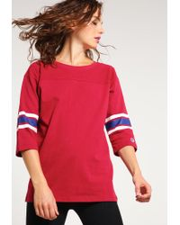 Champion | Red Long Sleeved Top | Lyst