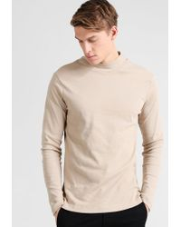 Casual Friday | Natural Long Sleeved Top for Men | Lyst