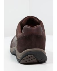 Clarks | Brown Baystone Go Casual Lace-ups for Men | Lyst