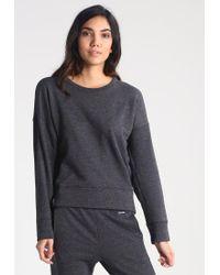DIESEL | Gray Uflt-milky-c Pyjama Top | Lyst