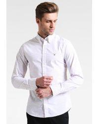 GANT | Blue Shirt for Men | Lyst
