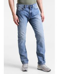 Gap | Blue Slim Fit Slim Fit Jeans for Men | Lyst