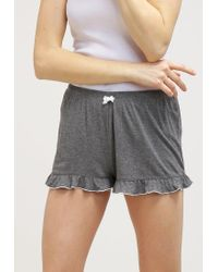 Kensie   Gray Kickin' Back Pyjama Bottoms   Lyst