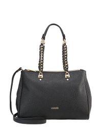 Liu Jo | Black Anna Handbag | Lyst