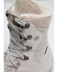 Lowa | White Calceta Gtx Winter Boots | Lyst