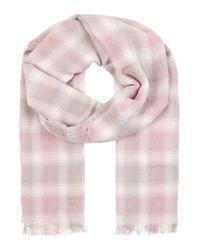 Polo Ralph Lauren | Pink Scarf | Lyst