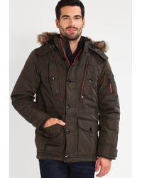S.oliver | Multicolor Winter Jacket for Men | Lyst