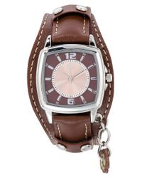 S.oliver | Brown So-1943-lq Watch | Lyst