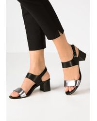 Tamaris | Black Sandals | Lyst